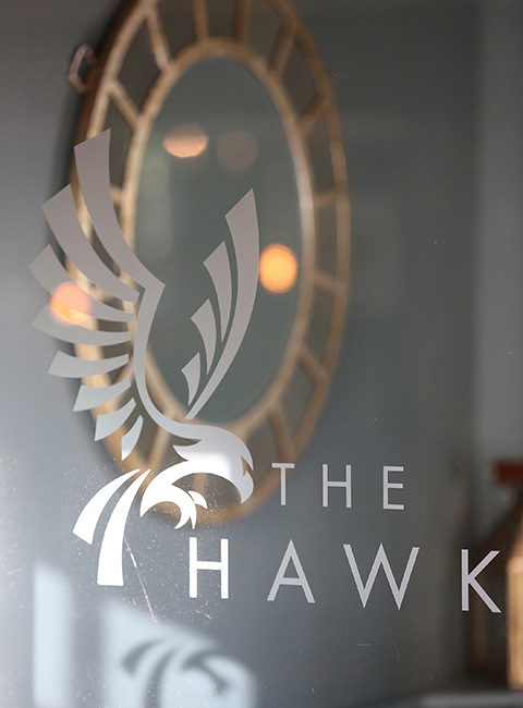 A little about The Hawk